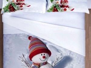 Sneeuwman – flanel