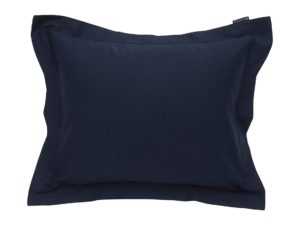 Hotel Pillowcase Jacquard Blue