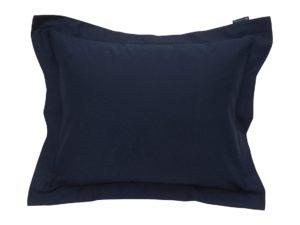 Hotel Pillowcase Jacquard Blue