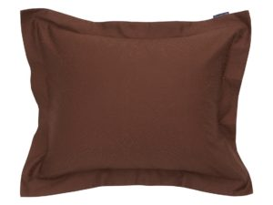 Hotel Pillowcase Jacquard Chestnut