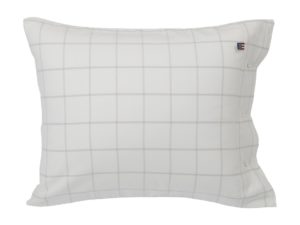 Hotel Pillowcase Flannel White/Beige