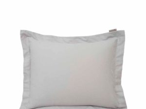 Hotel Pillowcase Jacquard Gray