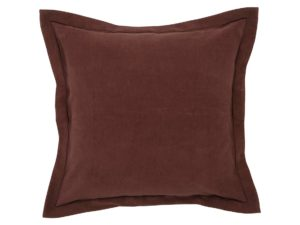 Hotel Pillowcase Velvet Chestnut