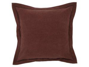 Hotel Pillowcase Velvet Chestnut