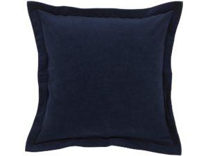 Hotel Pillowcase Velvet Blue