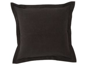 Hotel Pillowcase Velvet Gray
