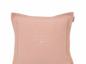 Hotel Pillowcase Velvet Embroidery Pink