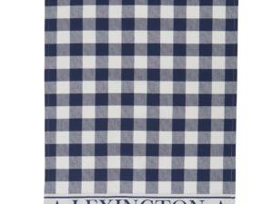 Hotel Kitchen Towel Gingham White/Blue (12)