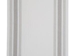 Hotel Kitchen Towel Framed White/Gray (12)
