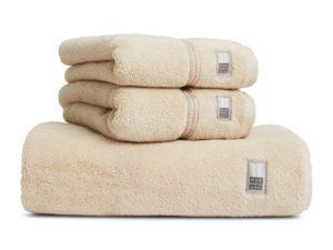 Hotel Towel Terry Beige (4)