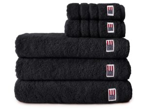 Icons Towel Original Black (4)