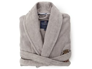 Icons Robe Velours Gray