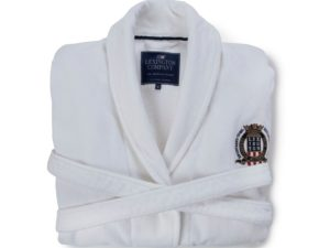 Icons Robe Velours White