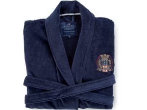 Icons Robe Velours Blue