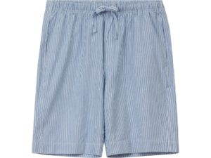 Icons Pajama Man Blue Stripe