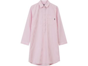 Icons Nightshirt Woman Pink Stripe